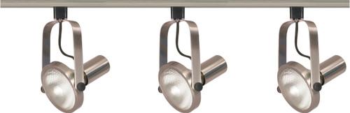 NUVO Lighting TK343 3 Light PAR30 Gimbal Ring Track Kit