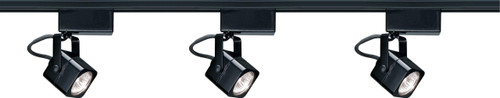 NUVO Lighting TK311 3 Light MR16 Square Track Kit Low Voltage