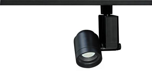 NUVO Lighting TH384 Metal Halide Track Head Black (1) MR16 20W/CHM/GX10 Base