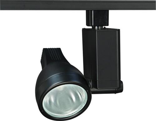 NUVO Lighting TH382 Metal Halide Track Head Black (1) T439W/MH/G12 Base