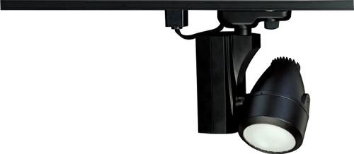 NUVO Lighting TH386 Metal Halide Track Head Black (1) PAR30 Long Neck 70W/MH/ Medium Base