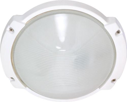 "NUVO Lighting 60/560 1 Light CFL 11"" Oblong Round Bulk Head (1) 13W GU24 (Bulb Included)"