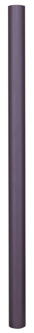 LIVEX Lighting 7615-07 Outdoor Cast Aluminum Post in Bronze