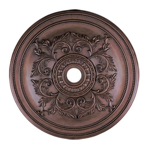 LIVEX Lighting 8211-58 Ceiling Medallion in Imperial Bronze
