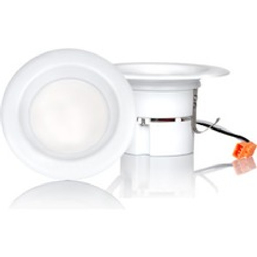 """Luminance F9904-30-1 LED 4"""" Retro Fit Kit Recessed Downlight in White"""