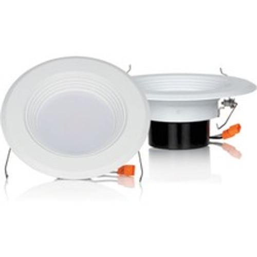 Luminance F9906-30-1 LED Retro Fit Kit Recessed Baffle Downlight in White