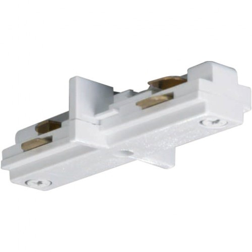 NUVO Lighting TP144 Mini Track Connector in White
