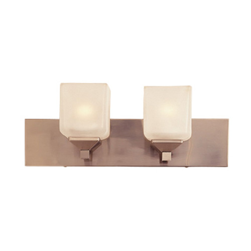 """Trans Globe Lighting 2802 ROB 18"""" Indoor Rubbed Oil Bronze Contemporary Vanity Bar(Shown in PW Finish)"""