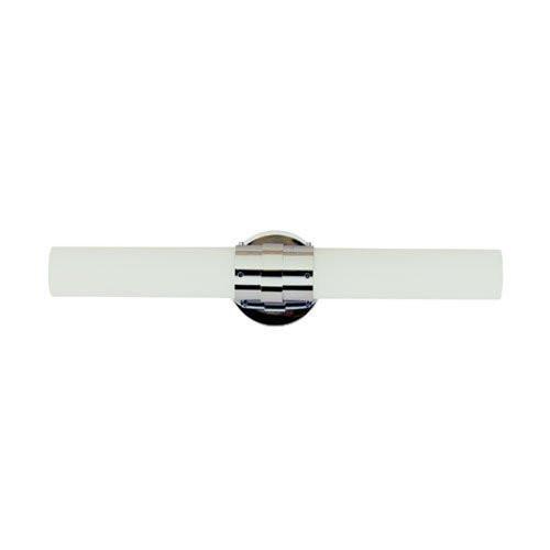 "Trans Globe Lighting 2911 BN 15.5"" Indoor Brushed Nickel Contemporary Vanity Bar(Shown in PC Finish)"