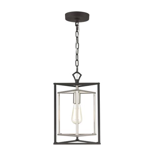 ELK Lighting 12234/1 Salinger 1-Light Mini Pendant in Charcoal