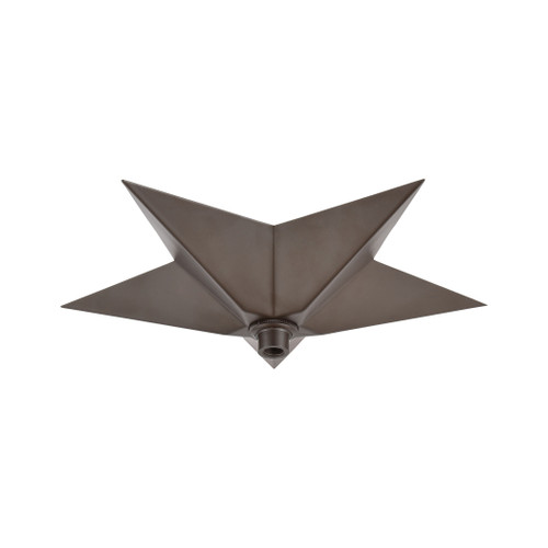 ELK Lighting 1SC-OB Canopy Only, Star