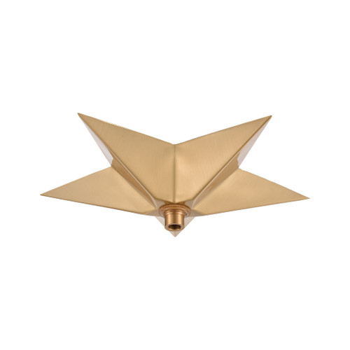 ELK Lighting 1SC-SB Canopy Only, Star