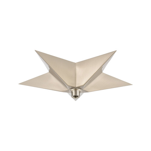 ELK Lighting 1SC-SN Canopy Only, Star