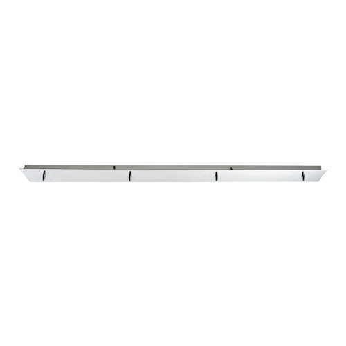 ELK Lighting 4LP-CHR Pendant Options 4 Light Linear Pan in Polished Chrome