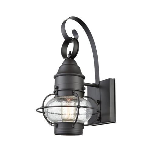 ELK Lighting 57180/1 Onion 1-Light Outdoor Wall Lamp in Oil Rubbed Bronze