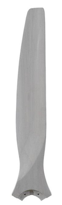 Fanimation B6720WW Spitfire Blade Set of Three - 30 inch Length - Carved Wood - Washed White At CLW Lighting!