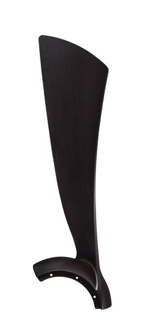 Fanimation BPW8530-48DWA Wrap Blade Set of Three - 48 inch - Dark Walnut At CLW Lighting!
