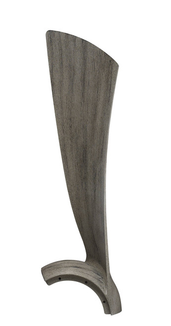 Fanimation BPW8530-48WE Wrap Blade Set of Three - 48 inch - Weathered Wood At CLW Lighting!