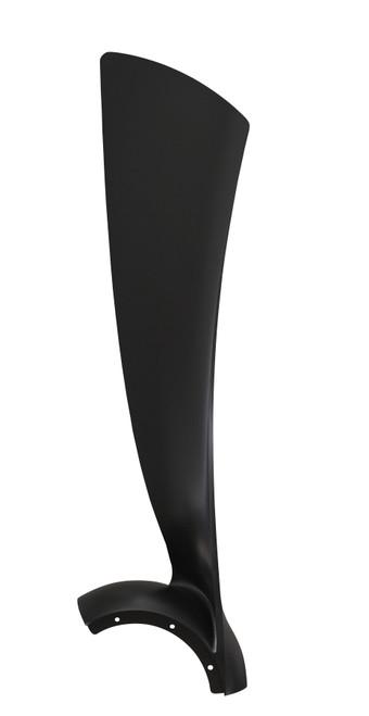 Fanimation BPW8530-52BL Wrap Blade Set of Three - 52 inch - Black At CLW Lighting!