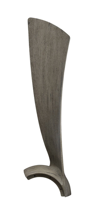 Fanimation BPW8530-52WE Wrap Blade Set of Three - 52 inch - Weathered Wood At CLW Lighting!