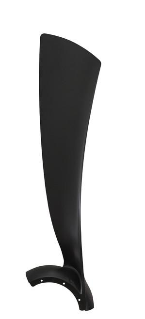 Fanimation BPW8530-56BL Wrap Blade Set of Three - 56 inch - Black At CLW Lighting!