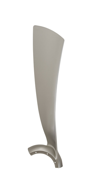 Fanimation BPW8530-56BN Wrap Blade Set of Three - 56 inch - Brushed Nickel At CLW Lighting!