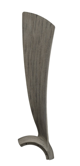 Fanimation BPW8530-56WE Wrap Blade Set of Three - 56 inch - Weathered Wood At CLW Lighting!