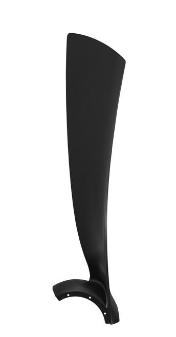 Fanimation BPW8530-60BL Wrap Blade Set of Three - 60 inch - Black At CLW Lighting!