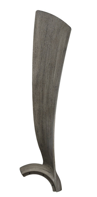 Fanimation BPW8530-60WE Wrap Blade Set of Three - 60 inch - Weathered Wood At CLW Lighting!