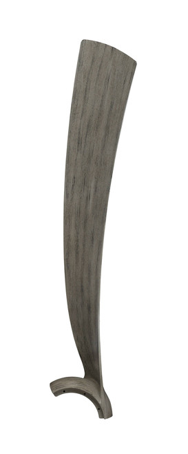 Fanimation BPW8531-84WE Wrap Blade Set of Three - 84 inch - Weathered Wood At CLW Lighting!