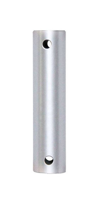 Fanimation DR1SS-60SLW 60-inch Downrod - Silver - Stainless Steel At CLW Lighting!