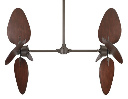 Fanimation FP240OB Palisade - Oil-Rubbed Bronze At CLW Lighting!