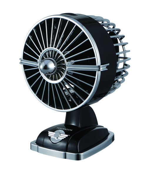 Fanimation FP7988MB UrbanJet Jr - 3.5 inch - Mysterious Black At CLW Lighting!