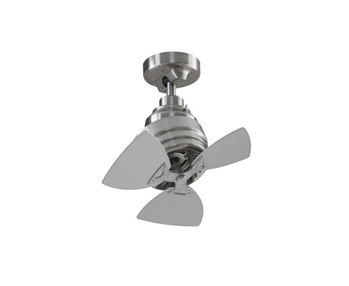 Fanimation FP8018BN Rotation - 19 inch - Brushed Nickel At CLW Lighting!