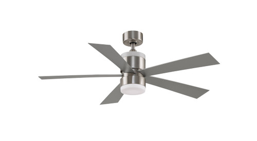 Fanimation FP8458BN Torch - 52 inch - Brushed Nickel At CLW Lighting!