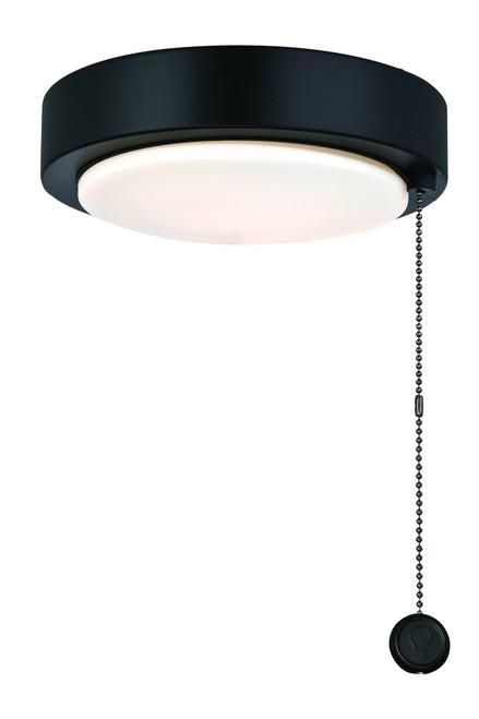 Fanimation LK179BLW 18W Dimmable LED Light Kit - Black At CLW Lighting!