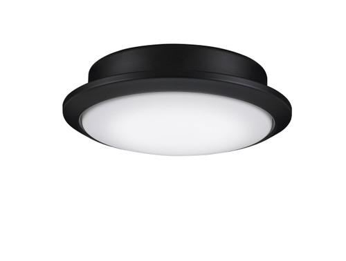 Fanimation LK8530BL Wrap Custom LED Light Kit - Black At CLW Lighting!