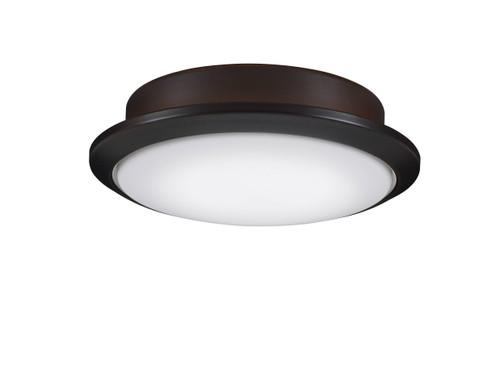 Fanimation LK8530DZ Wrap Custom LED Light Kit - Dark Bronze At CLW Lighting!