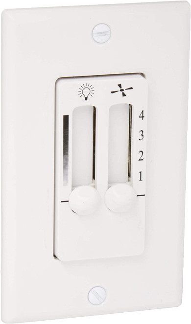 Westinghouse 7787300 Ceiling Fan and Light Wall Control