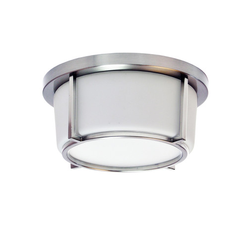 Dainolite Lighting  CFLED-B1011-PC LED Flush Mount, Polished Chrome Finish
