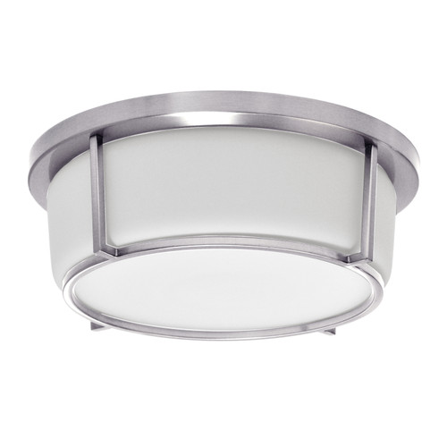 Dainolite Lighting  CFLED-B1316-PC LED Flush Mount, Polished Chrome Finish