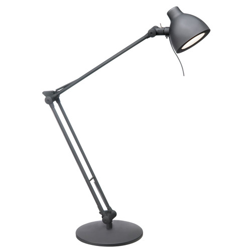 Dainolite Lighting  DLED-621-BK LED Desk Lamp, Matte Black
