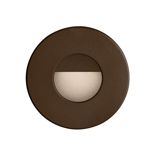 Dainolite Lighting  DLEDW-300-BZ 120VAC input, Ø88xH82mm, 2700K, 3.3W IP65, Bronze Wall LED Light