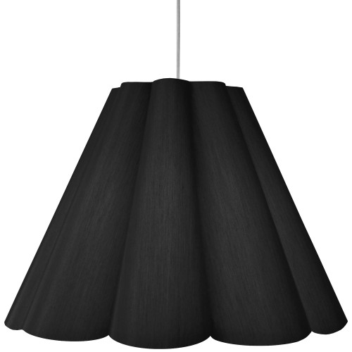 Dainolite Lighting  KEN-L-797 4 Light Kendra Pendant JTone Black, Large Polished Chrome