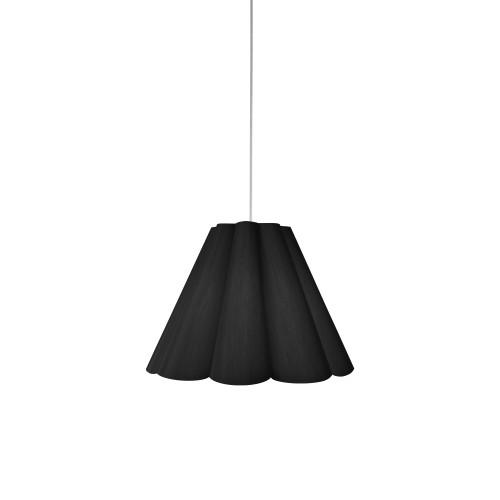 Dainolite Lighting  KEN-S-797 4 Light Kendra Pendant JTone Black, Small Polished Chrome