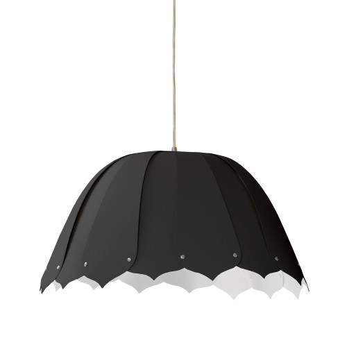 Dainolite Lighting  NOA121-S-797 1 Light Noa Pendant JTone Black Small Black