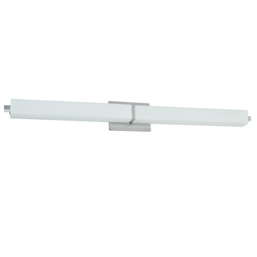 "Dainolite Lighting  VLD-172-36-PC 36"" LED Vanity, 51 Watt, Polished Chrome Finish"