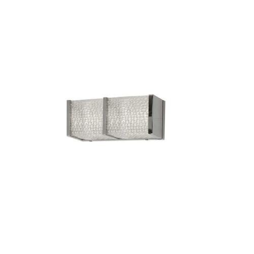Dainolite Lighting  VLD-4012W-PC LED Wall Sconce,  Polished Chrome Finish