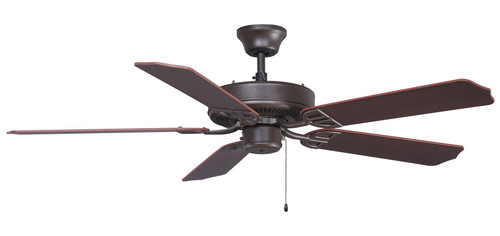 Fanimation BP200OB1-220 Aire Décor - 52 inch - Oil-Rubbed Bronze - 220v At CLW Lighting!