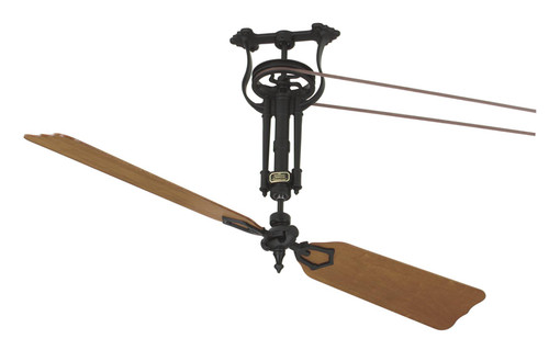 Fanimation FP20AB Brewmaster Long-Neck - Antique Brass At CLW Lighting!